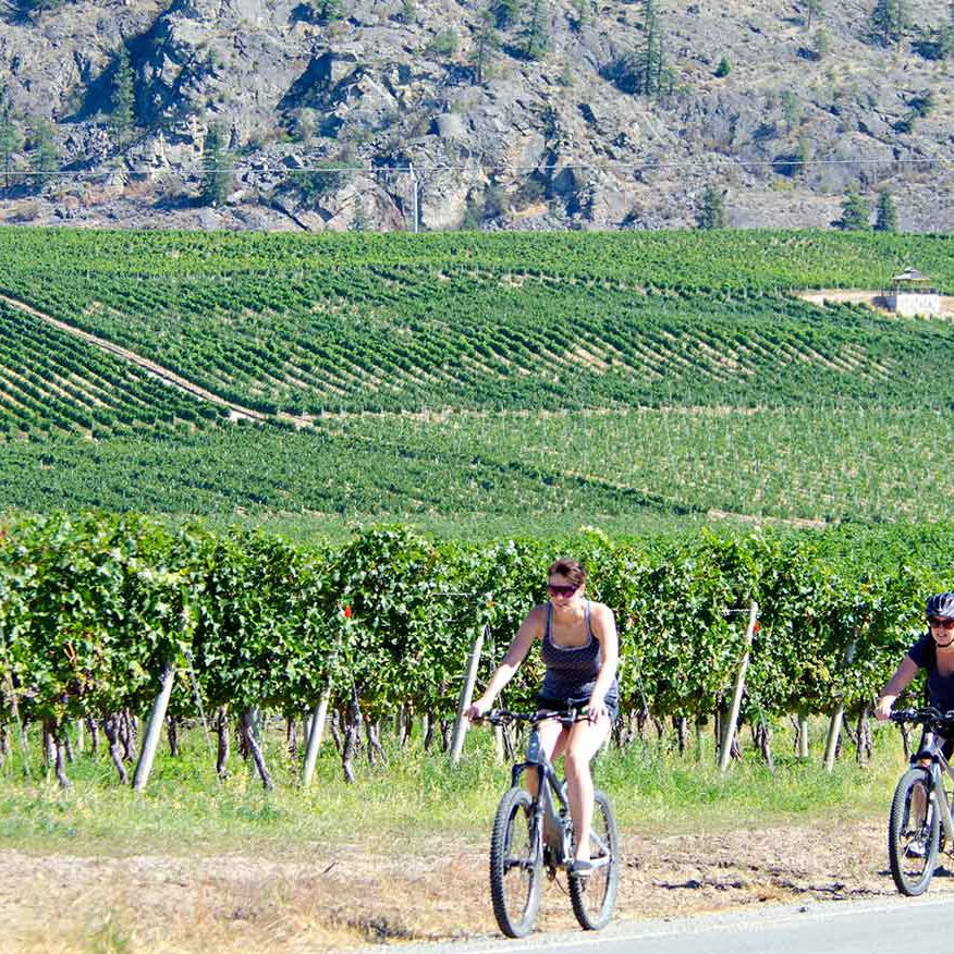 Oliver Osoyoos Wine Country