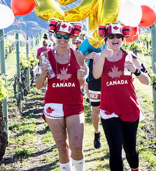 Oliver Osoyoos Wine Country - Half Corked Marathon