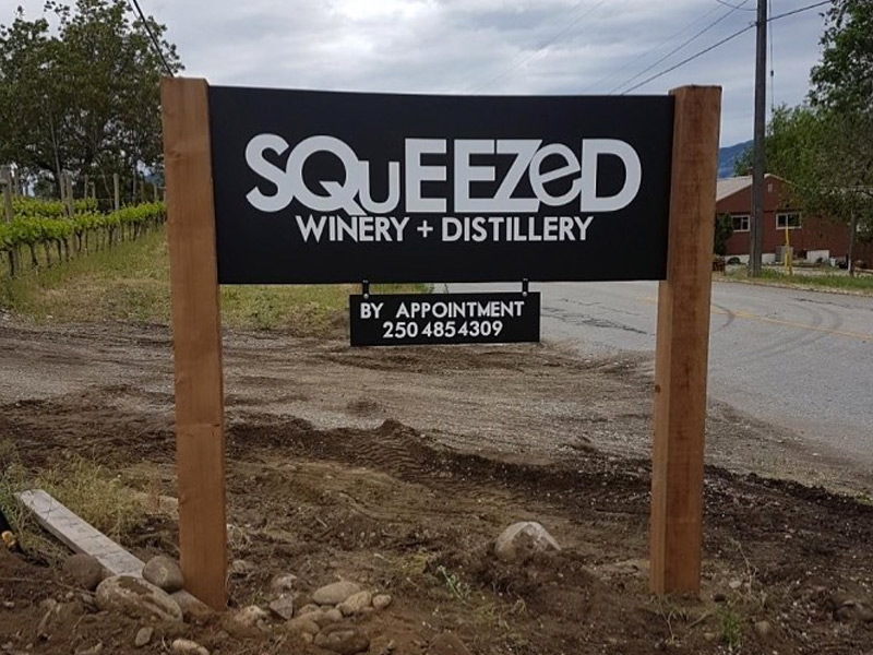 Squeezed Wines