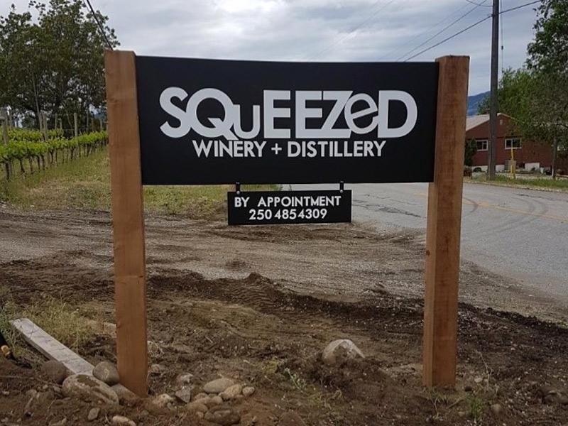 Squeezed Wines