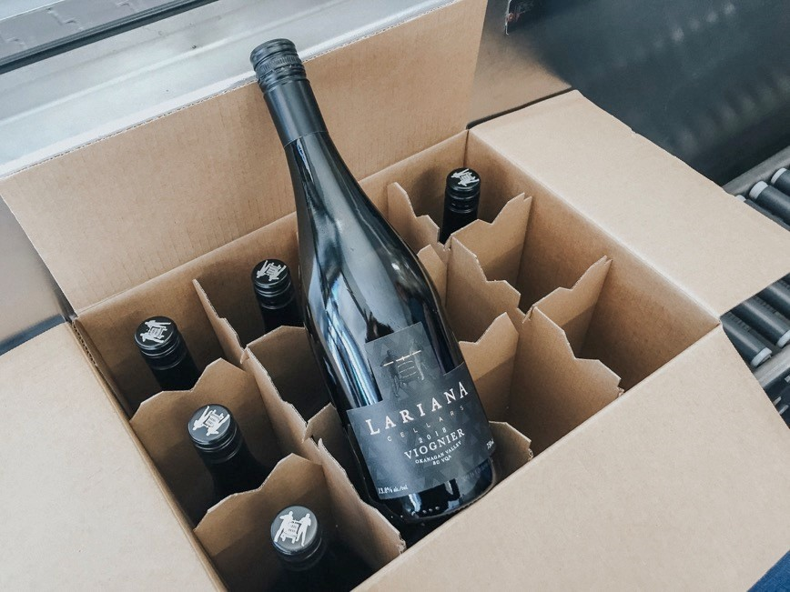 BC Winery Shipping Offers
