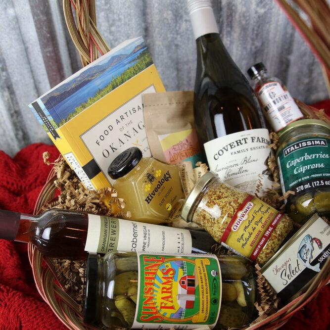 CF wine basket